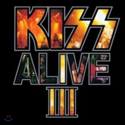 Kiss - Alive III (Back To Black Series)