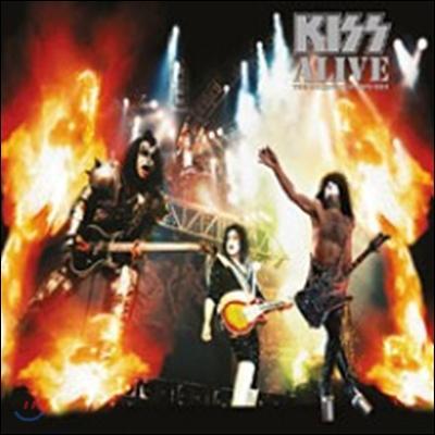 Kiss - Alive: The Millennium Concert (Back To Black Series)