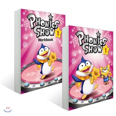 Phonics Show 1 본책+워크북