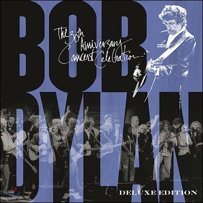Bob Dylan (밥 딜런) - 30th Anniversary Celebration Concert (데뷔 30주년 기념 콘서트 실황) [4LP]