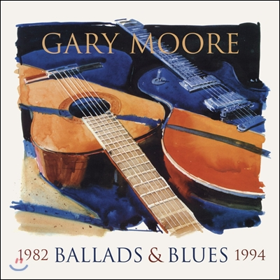 Gary Moore - Ballads & Blues 1982-1994 (Back To Black Series)