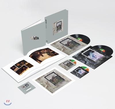 Led Zeppelin (레드 제플린) - 4집 Led Zeppelin IV [2LP+2CD]
