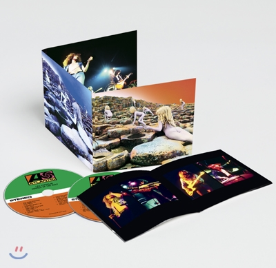 Led Zeppelin - Houses Of The Holy (Remastered Original Deluxe Edition)