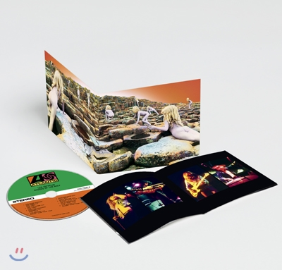 Led Zeppelin - Houses Of The Holy (Remastered Original)