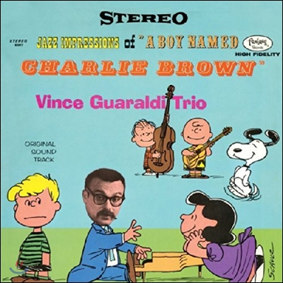 "Vince Guaraldi Trio - Jazz Impressions of ""A Boy Named Charlie Brown"" (50th Anniversary Limited Edition)"