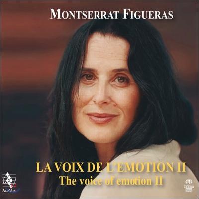 Montserrat Figueras 성모의 목소리로 2집 (The Voice of Emotion II) 몽세라 피구에라스 추모 앨범