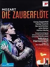 Nikolaus Harnoncourt 모차르트 : 마술피리 (Mozart : Die Zauberflote - Bernard Richter) DVD