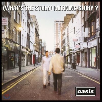 Oasis - (What's The Story) Morning Glory? (Original Recording Remastered 2014 Standard Edtion) (오아시스 2집 2014 디지털 리마스터링)