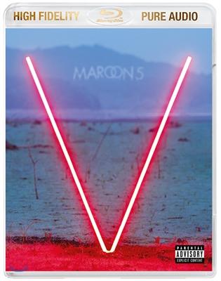 Maroon 5 - V (Blu-ray Audio) (마룬 5 5집 블루레이 오디오)