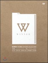 위너 (WINNER) - WINNER TV DVD : Episode Collection [재발매]