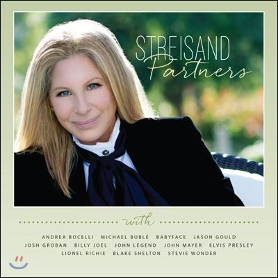 Barbra Streisand (바브라 스트라이샌드) - Partners (Deluxe Edition)