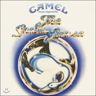 Camel - The Snow Goose (Back To Black Series)