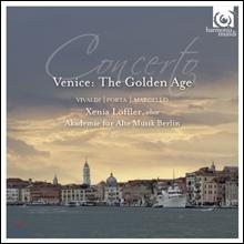 Akademie Fur Alte Musik Berlin 협주곡 - 베니스의 황금시대 (Concerto - Venice: The Golden Age)