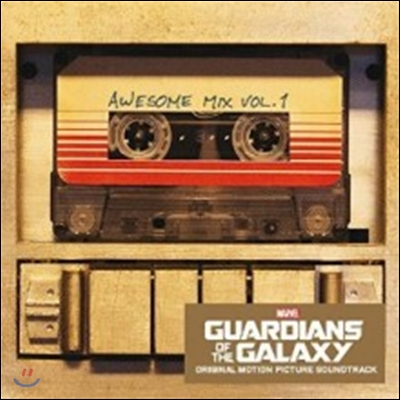 가디언즈 오브 갤럭시 1편 영화음악 (Guardians of the Galaxy OST Awesome Mix Vol. 1)