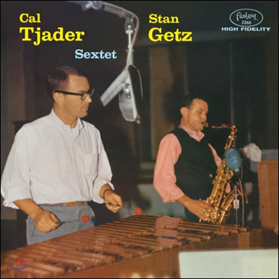 Stan Getz/Cal Tjader - Stan Getz/Cal Tjader Sextet (Back To Black Series / Limited Edition)