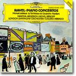 Martha Argerich / Claudio Abbado 라벨 : 피아노 협주곡 (Ravel : Piano Concerto)