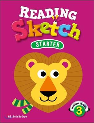 Reading Sketch Starter 3