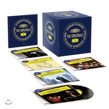 DG 디 오리지널스: 전설적인 레코딩 1집 [50CD 박스세트] (DG The Originals: Legendary Recordings)