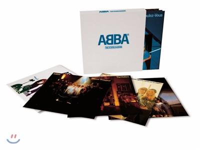 Abba (아바) - The Studio Albums (스튜디오 앨범) [백 투 블랙 시리즈 8LP 박스세트]