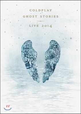 Coldplay - Ghost Stories Live 2014 콜드플레이 라이브 [CD+DVD]