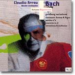 Bach : Goldberg Variations : Claudio ArrauㆍWanda Landowska