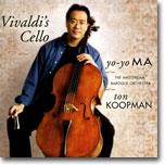 Yo-Yo Ma 비발디: 첼로 협주곡 (Vivaldi's Cello) 요요 마