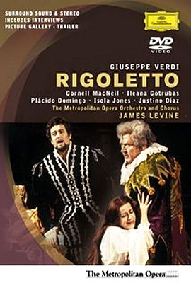 James Levine / Placido Domingo 베르디 : 리골레토 (Verdi : Rigoletto)