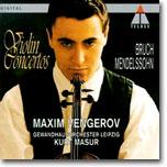 Maxim Vengerov 브루흐 / 멘델스존: 바이올린 협주곡 - 막심 벵게로프