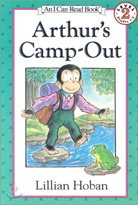 [I Can Read] Level 2 : Arthur's Camp-Out