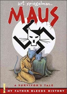 Maus I & II Paperback Boxed Set