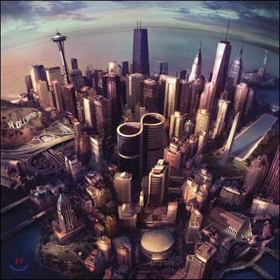 Foo Fighters - Sonic Highways (Limited Postcard Set Edition)