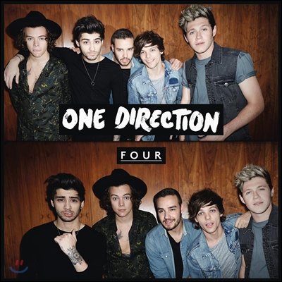 One Direction - Four (Standard Edition)