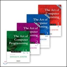 The art of computer programming 세트