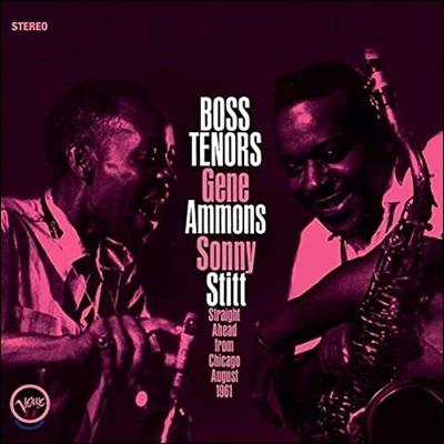Gene Ammons & Sonny Stitt - Boss Tenors (Back To Black Series)