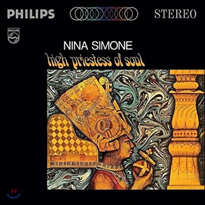 Nina Simone - High Priestess Of Soul (Back To Black Series)