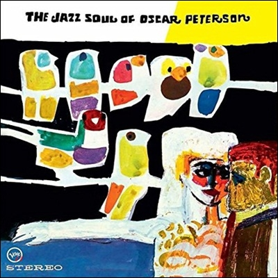 Oscar Peterson - The Jazz Soul Of Oscar Peterson (Back To Black Series)