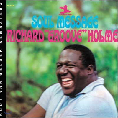 "Richard ""Groove"" Holmes - Soul Message (Back To Black Series)"