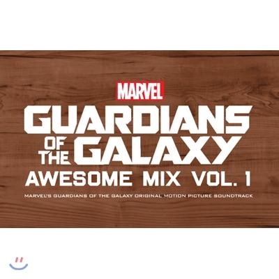 가디언즈 오브 갤럭시 1편 영화음악 (Guardians of the Galaxy OST)