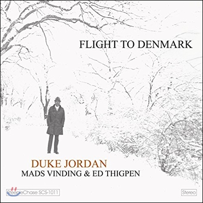 Duke Jordan (듀크 조단) - Flight To Denmark [LP]