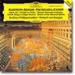 Herbert von Karajan 알비노니: 아다지오 / 파헬벨: 캐논 (Albinoni: Adagio / Pachelbel: Canon)