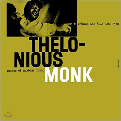 Thelonious Monk - Genius of Modern Music Volume One [LP]