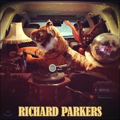 리차드파커스 (Richard Parkers) - Psychic (사이킥)