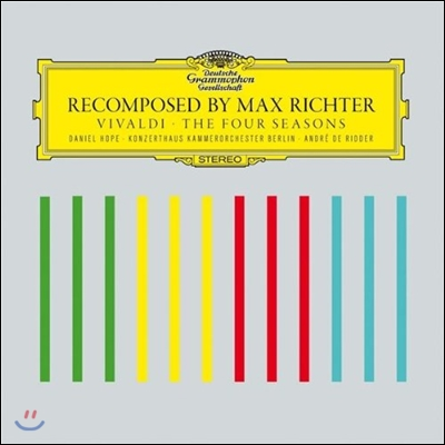 Daniel Hope 막스 리히터가 편곡한 비발디: 사계 (Max Richter: Vivaldi Recomposed) [2LP]