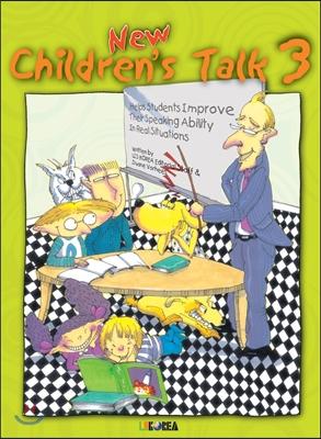 New Children's Talk 3 : Student Book