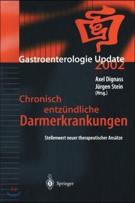 Chronisch Entzundliche Darmerkrankungen: Stellenwert Neuer Therapeutischer Ansatze