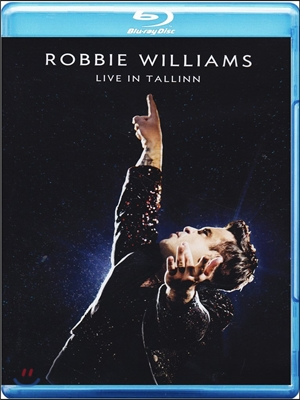Robbie Williams - Live In Tallinn