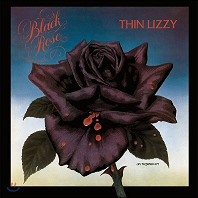 Thin Lizzy - Black Rose: A Rock Legend (Back To Black Series)