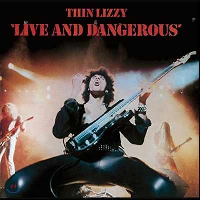 Thin Lizzy - Live And Dangerous (Back To Black Series)