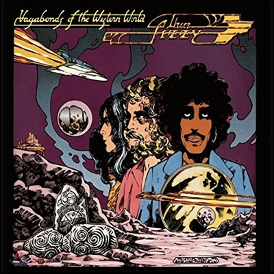 Thin Lizzy - Vagabonds Of The Western World (Back To Black Series)