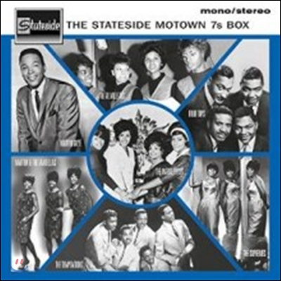 The Stateside Motown 7s Box (Back To Black Series) (Limited)
